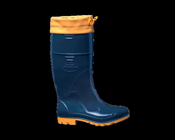 ed4d4b6fc8 Calfor Industrial Azul amarelo Cano Longo Com Amarra – 1000 Marcas ...